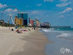 Rent A Beach House In Myrtle Beach Sc by Myrtle Beach Rentals For Your Vacations With Iha Direct