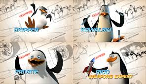 the penguins of madagascar image top secret look at the penguins of madagascar collage
