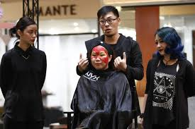 colleges for makeup artists artistic make up workshop lasalle college jakarta