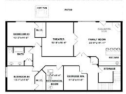finished basement floor plans basement floor plan software icheval savoir com ideas caremail co