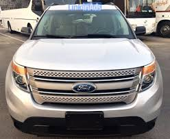 Ford Explorer 2013 - ford explorer 2013 silver gcc used cars dubai classified ads job
