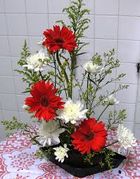 types of flower arrangements the art of flower arrangement and the beauty of it bored art