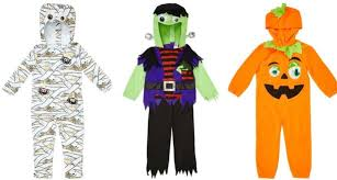Asda Childrens Halloween Costumes Halloween Costumes Buy Kids Asda Tesco Aldi