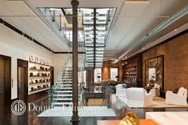 former tribeca mansion now holds spectacular triplex penthouse
