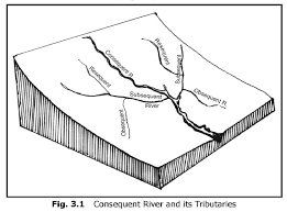 What Is Trellis Drainage Pattern Rivers Of India Geography Upscfever