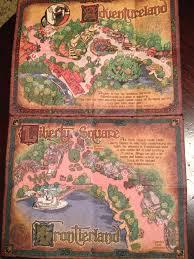 Disney World Magic Kingdom Map How Sorcerers Of The Magic Kingdom Works