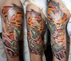 36 chinese snake tattoos collection