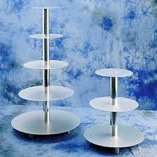 tiered cake stands pyramid tiered cake stand