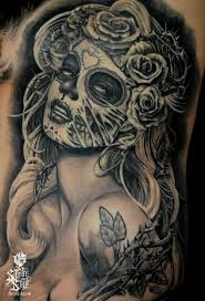 sugar skull pin up search pinteres