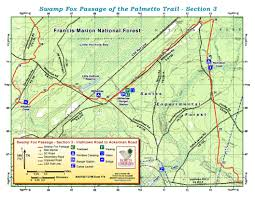 Cypress Zip Code Map by Swamp Fox Passage U2013 Palmetto Conservation Foundation