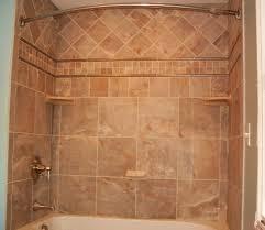bathroom sweet pattern for shower tile ideas with rectangular bath