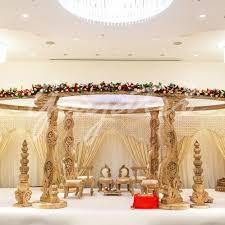 Mandap Decorations Gayatri Weddings U0026 Events In Uk