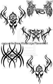 egyptian tribal symbol tattoo designs photo 2 photo pictures