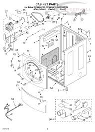 whirlpool gas dryer service manual blow drying