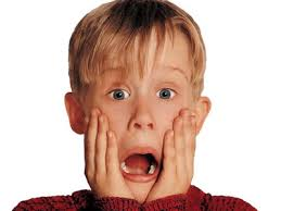 Home Alone Meme - alone face