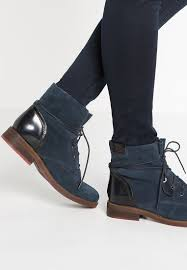 s boots lace s oliver lace up boots navy sale shoes ankle lace up