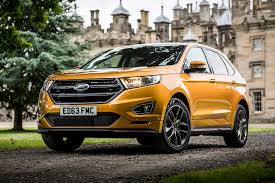 suv ford ford edge suv named as replacement for ford territory