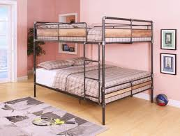 Wood And Metal Bunk Beds Ballard Wood And Metal Bunk Bed