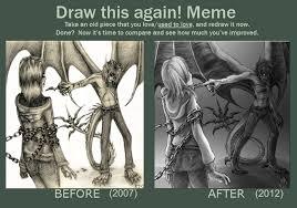 Dubstep Memes - draw this again meme greetings by cyborgraptor on deviantart