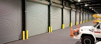 Overhead Roll Up Door Commercial Rolling Steel Garage Doors By Overhead Doors