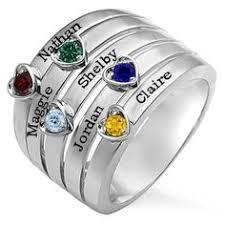 best mothers rings images 127 best sterling silver mothers rings images in 2018 jpg