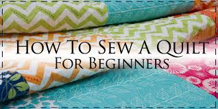 how to make a quilt for beginners its easy
