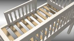 How To Convert Crib To Bed How To Turn A Crib Into A Toddler Bed With Pictures Wikihow