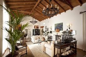 colonial living room living room mediterranean with doorway header