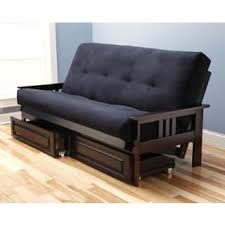 Futon Bed With Storage Wood Futons For Less Overstock Com