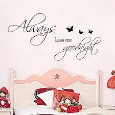 chambre pour amants chaud citation romantique baiser moi bonne nuit papillon home