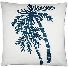 elise u0026 james home palm tree pillow bealls florida