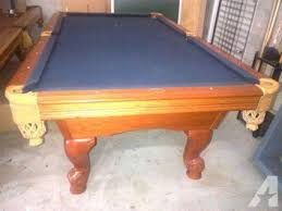leisure bay pool table used pool table miami leisure bay 8 pool table delivery available