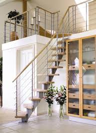 Space Saving Stairs Design Simple And Elegant Space Saving Staircase Design Interesting