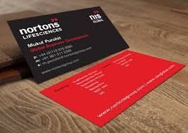 business card template psd with bleed business card designs
