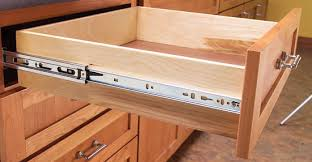 Drawer Rails Design Ideas Kitchen Cabinet Advice For Your Home - Kitchen cabinet drawer rails