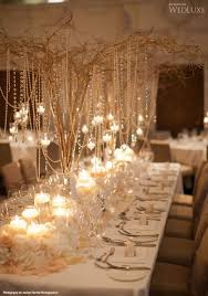 Centerpieces With Candles For Wedding Receptions by Best 25 Pearl Centerpiece Ideas On Pinterest Lace Vase