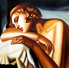100 tamara de lempicka art printemps 1928 tamara de