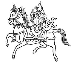 wind horse wikipedia