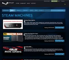 steam machines why not pc master race next gen crusher rebrn com