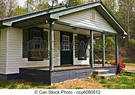 house porch small house front porch front porch area of a small stock photos