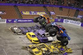 monster truck show las vegas bangshift com monster jam
