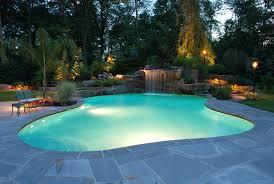 Backyard Pool Designs Home Interior Design Ideas - Pool backyard design