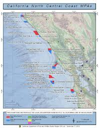 Tomales Bay Map North Central California Marine Protected Areas