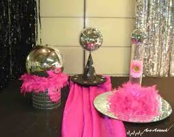 Disco Favors by 39 Best Disco Centerpieces Images On Disco