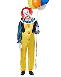 Mens Clown Halloween Costumes Clown Costumes Men Mens Clown Costume Spirithalloween