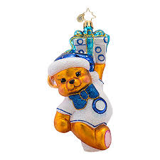 radko ornaments charity diabetes awareness ornament
