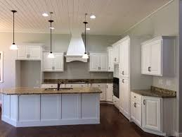 Refinishing White Kitchen Cabinets Knotty Alder Kitchen Cabinets After Being Refinished In White