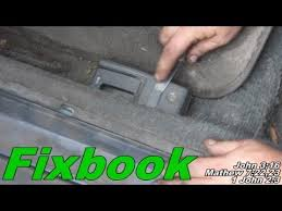 2006 honda accord trunk latch assembly trunk gas door pop lever cable remove how to honda civic