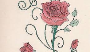 roses and vines tattoos 1000 ideas about vine tattoos on