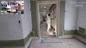 interior trim painting with oil enamel youtube